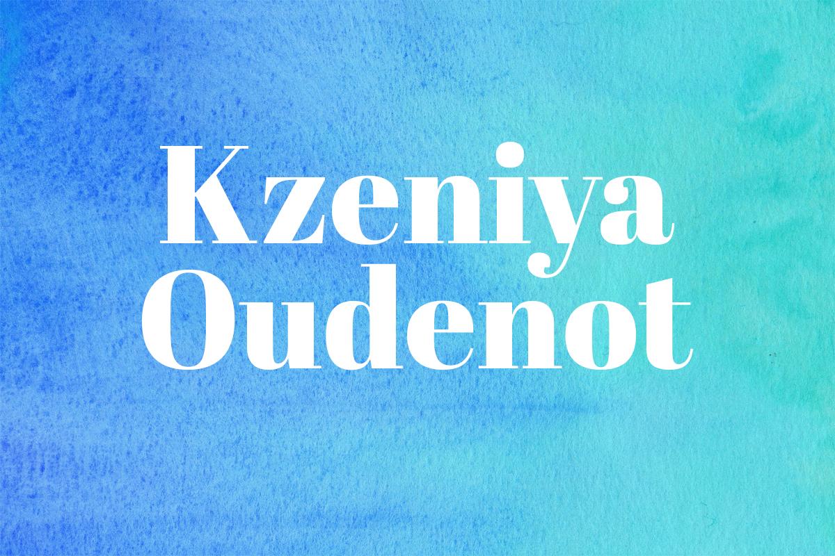 Kzeniya